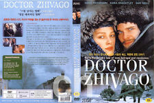 Doctor Zhivago (2002) - TV Miniseries 2-Disc  DVD NEW