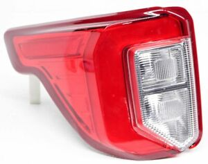 OEM Ford Explorer Left Driver Side Tail Lamp LB5Z-13405-A Moisture Spots
