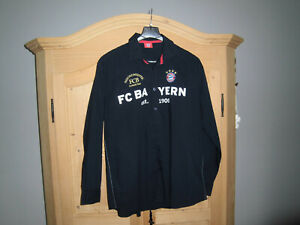 FC Bayern Konvolut Herren XXL Hemd Polo Adidas Trainingsanzug