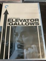 Elevator to the Gallows (Criterion Collection) [New DVD] Restored, Special Edi