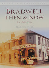 BRADWELL LOCAL HISTORY Milton Keynes Buildings Streets NEW Then Now Photographs