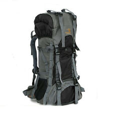 Waterproof Rucksack Hiking Camping Travel Backpack Mountaineering Bag Outdoor