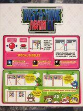 Bust-A-Move Again Ex Neo Geo Arcade Marquee