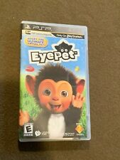Sony PlayStation PSP Video Game EyePet Rated E