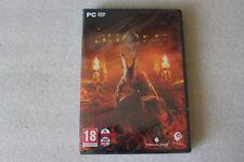 AGONY PC DVD  NEW SEALED ENGLISH