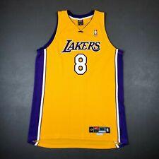 "100% Authentic Kobe Bryant Nike 02 03 LA Lakers Pro Cut Jersey 50+4"" Mens"