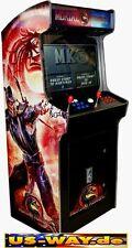 988 Classic Arcade Maschine Cabinet TV Video Spielautomat Standgerät 1940 Spiele