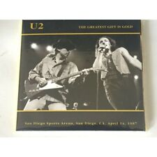 cd u2 the greatest gift is gold