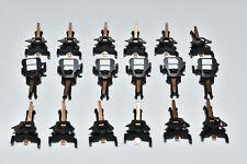 Märklin 18 Stück stromführende Kurzkupplung Set (aus 72020 / 72021) NEU Kupplung