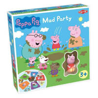 Peppa Pig Mud Party: try to splash mud on to the other characters