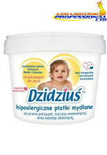 DZIDZIUS / BABY - HYPOALLERGENIC SOAP FLAKES FOR WASHING BABY CLOTHES - 400g