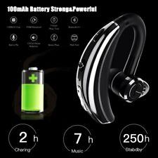 Mpow Wireless Bluetooth Headset Headphone Driving Handfree For iPhone 11 Pro Xs