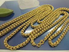 KETTE Königs 750 Gelbgold / 207 cm x 5,5 mm / 99,50 Gramm / NUR KURZE ZEIT