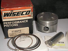 WISECO SUZUKI GSX750 GS750E 16 VALVE PISTON KIT 4188PS 816cc NOS x 1