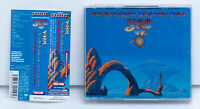 Yes - In The Present ~ Live from Lyon Japan 2CD + DVD w/ Obi 2011 MIZP-60032