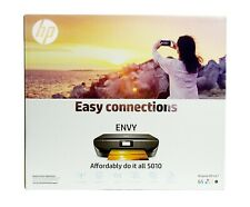 HP ENVY 5010 Instant Ink Ready All-in-One Inkjet Color Printer
