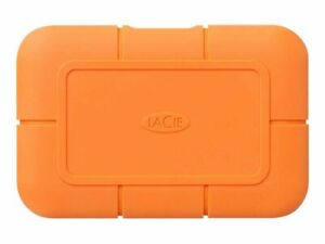 LaCie Rugged SSD Solid state drive encrypted 500 GB external STHR500800