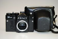 Zenit 12XP film camera body M42 screw mount XP