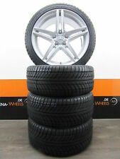 Mercedes-Benz C W205 E W207 W210 W211 W212 18 Zoll Alufelgen Winterräder M10 NEU