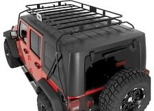 "Warrior Safari Sport Rack System 07-17 Jeep Wrangler Unlimited JKU 47""x75""x5"""