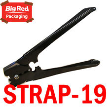 19mm Steel Strapping Crimper Hand Tool Sealer for Steel Straps