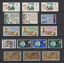 (RP68) PHILIPPINES - 1968 COMPLETE YEAR STAMP SETS. MUH