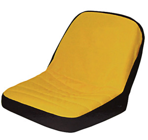 """Seat Cover (LARGE) LP92334 Fits John Deere Mower & Gator seats up to 18"""" High"""
