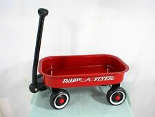 RADIO FLYER TOY WAGON RED VERY GOOD CONDITION