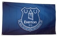 Everton Flag Banner 3x5 ft England Premier League Football Soccer Man Cave Wayne