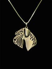 Rhodesian Ridgeback Pendant Necklace Silver ANIMAL RESCUE DONATION