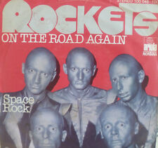 "7"" 60s CV 1978 VG +! the Rockets: on the Road Again"