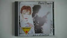 David Bowie - Scary Monsters - CD