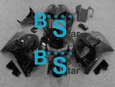 Black Fairing Kit Fit SUZUKI GSX-R600 GSX-R750 SRAD 1996-1999 1997 1998 019 C3