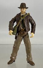Hasbro Indiana Jones Last Crusade Indy 3.75� Movie Figure Wearing Tie 2006