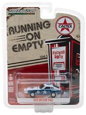 1:64 GreenLight *RUNNING ON EMPTY R5* CALTEX 1970 Datsun 240Z *NIP*
