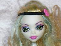 Mattel Monster High LAGOONA BLUE Doll Nude Naked for OOAK/Custom HEADBAND