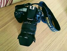 Nikon D D300S 12.3MP Digital SLR Camera - Black (Body only)