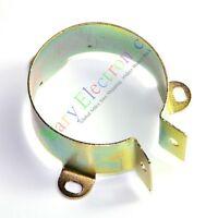 4pcs 50mm Film Electrolytic Can Capacitor metal Clamp Tube sockets audio amp DIY