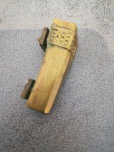 Casque de pompiers pièces 1885 -1895 porte plumet