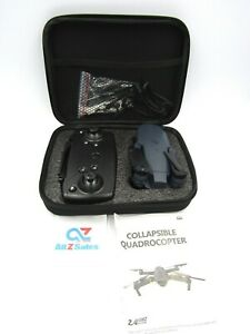 Camera Mini Drone Collapsible Quadrocopter 2.4 GHz With Remote, QuadCopter - NEW
