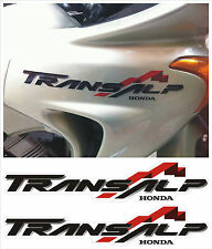 Adesivi Honda Transalp 20001 Green Metallic - adesivi/adhesives/stickers/decal