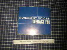 CD Indie Guided By Voices - Teenage FBI (1Song) Promo EASTWEST