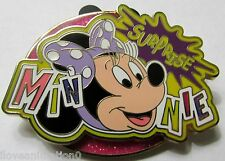 Disney Wdw Surprise Pin Collection Minnie Mouse Pin