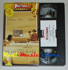 film VHS  THE HI-LO COUNTRY P. Arquette   CARTONATA PANORAMA (FP1*)  no dvd