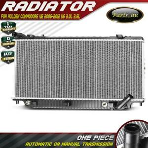Radiator for Holden Commodore VE 2006-2012 V6 3.0L 3.6L Petrol Auto/Manual Trans