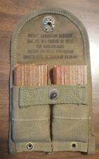 NEW M1 Carbine 10 Round International Silver Magazines w/Tweedie Footwear Pouch