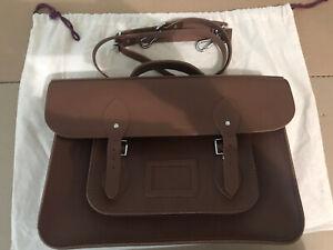 Cambridge Satchel Company Leather briefcase