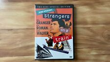 Strangers on a Train 2-disc dvd Alfred Hitchcock