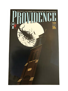 Providence #10 Weird Pulp Cover Ltd To 750 Bagged And Boarded Sent In Mailer