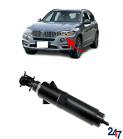 FRONT HEADLIGHT WASHER JET LEFT N/S COMPATIBLE WITH BMW X5 F15 X6 F16 13-19